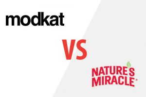 modkat vs nature s miracle